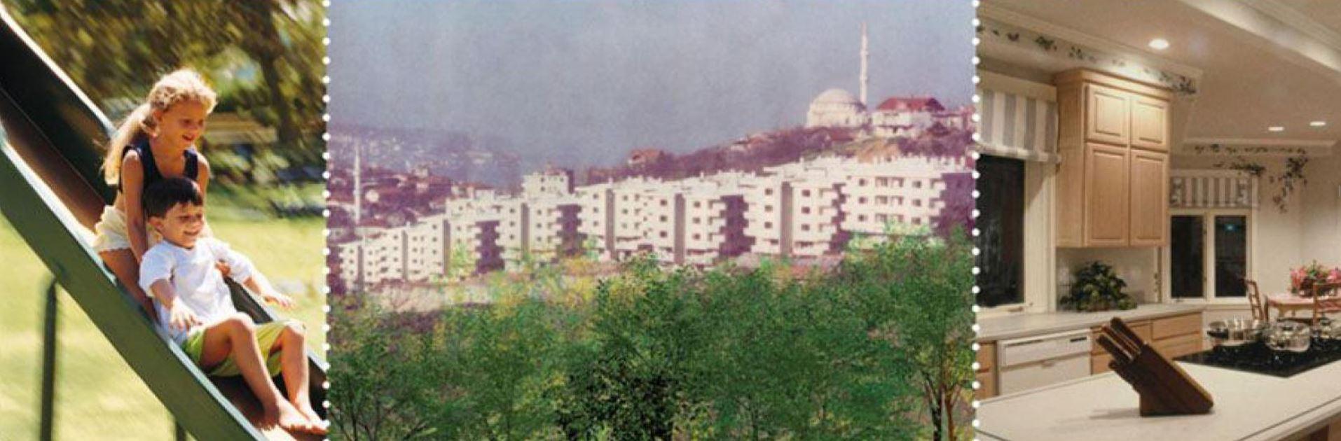 İstanbul Çubuklu 110 Konutluk Fatih Sitesi