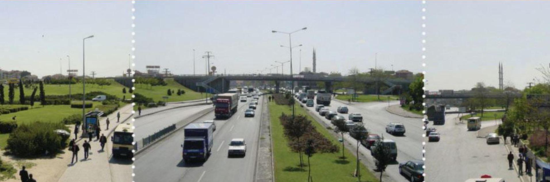İstanbul-Sefaköy Köprülü Kavşak İnşaatı