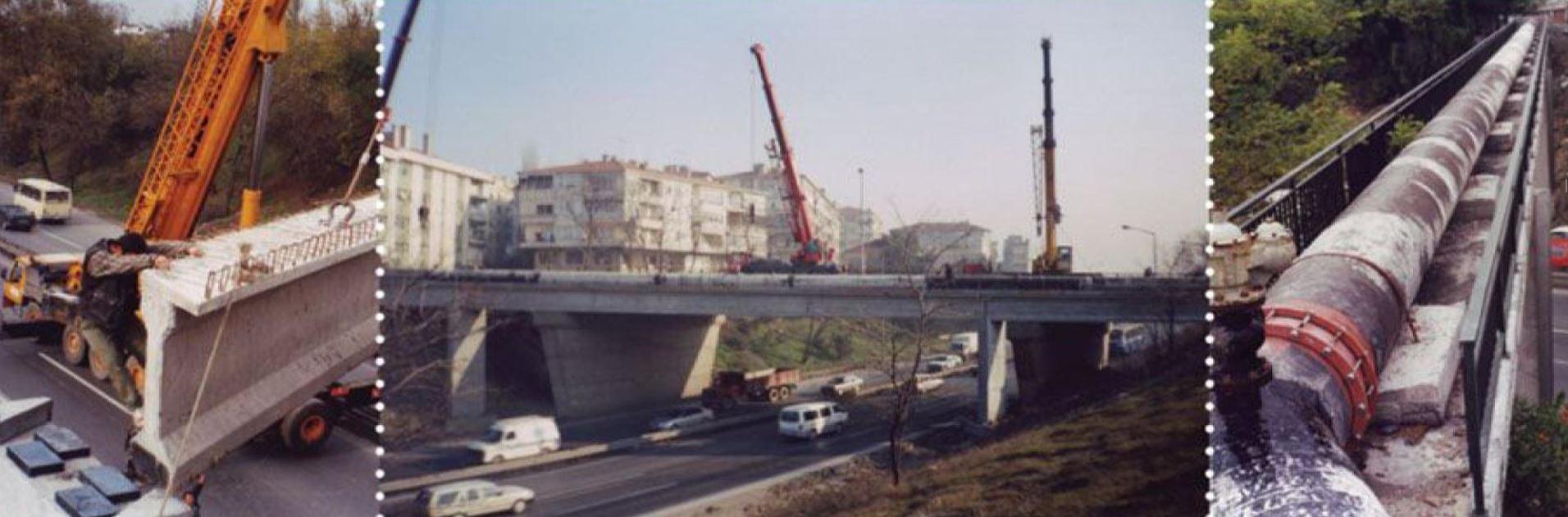 İstanbul E-5 Cennet Mahallesi 1000 İsale Hattı