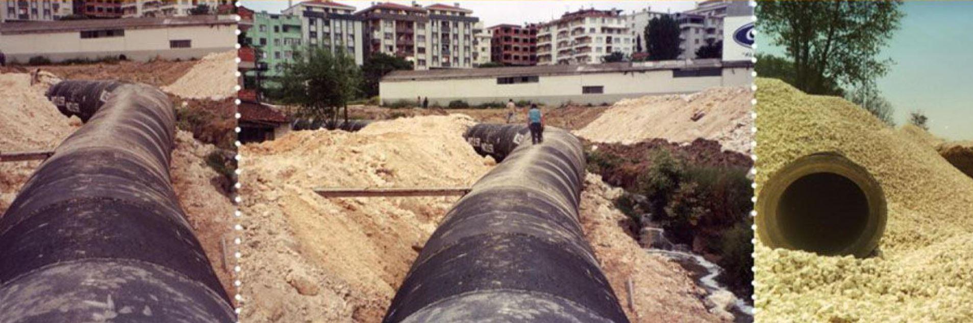 İstanbul Avcılar Saadet Deresi Islahı İnşaatı