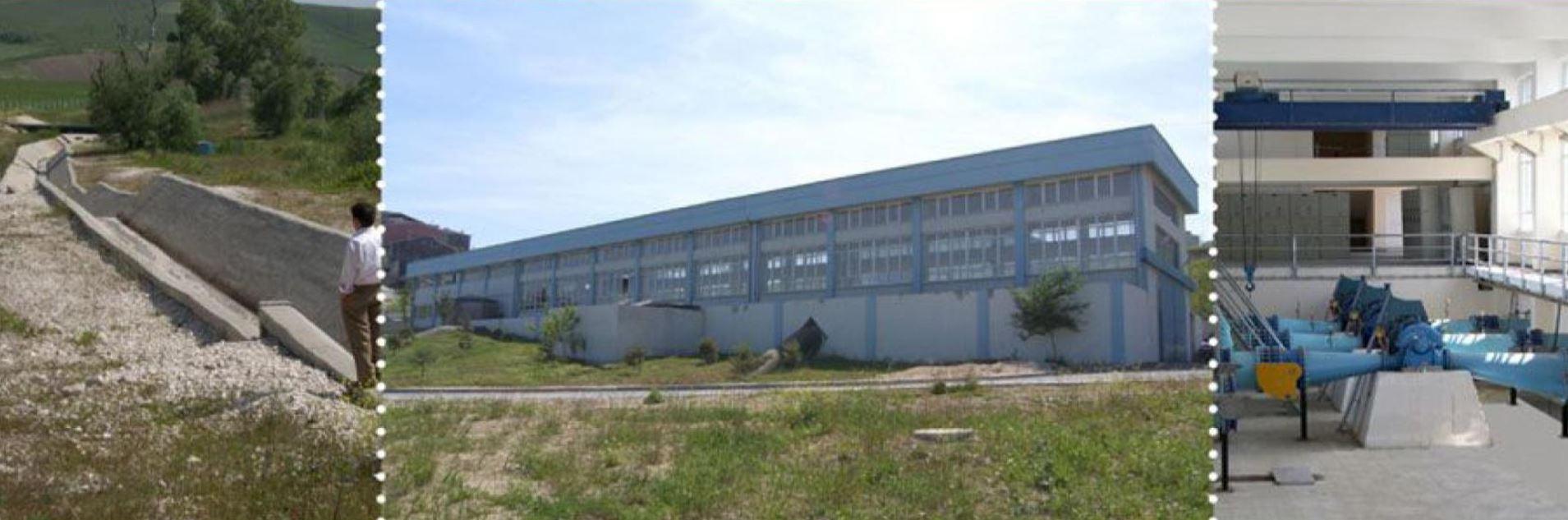 İstanbul Kıraç Terfi Merkezi Projesi