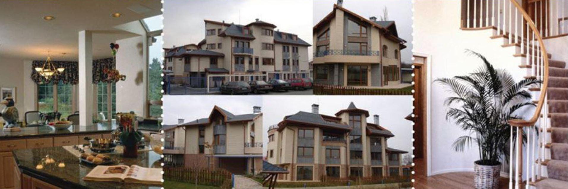 Sofya, Vitocha Villa İnşaatı