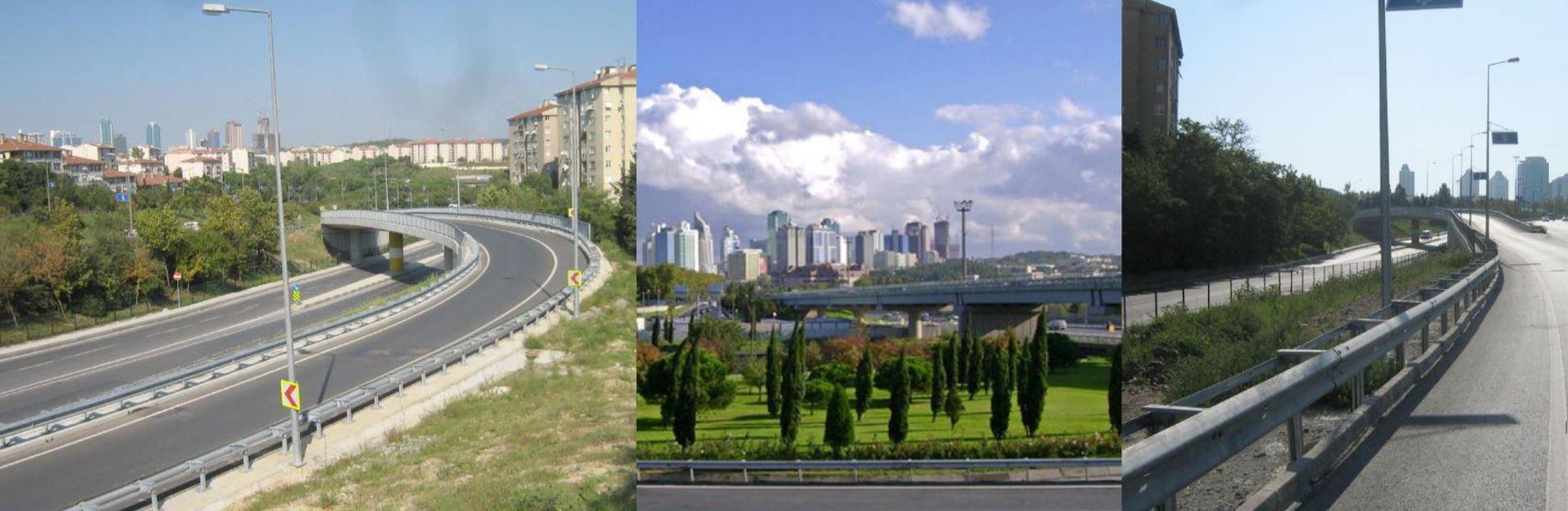 İstanbul Çilekli Köprüsü ve Bağlantı Yolları