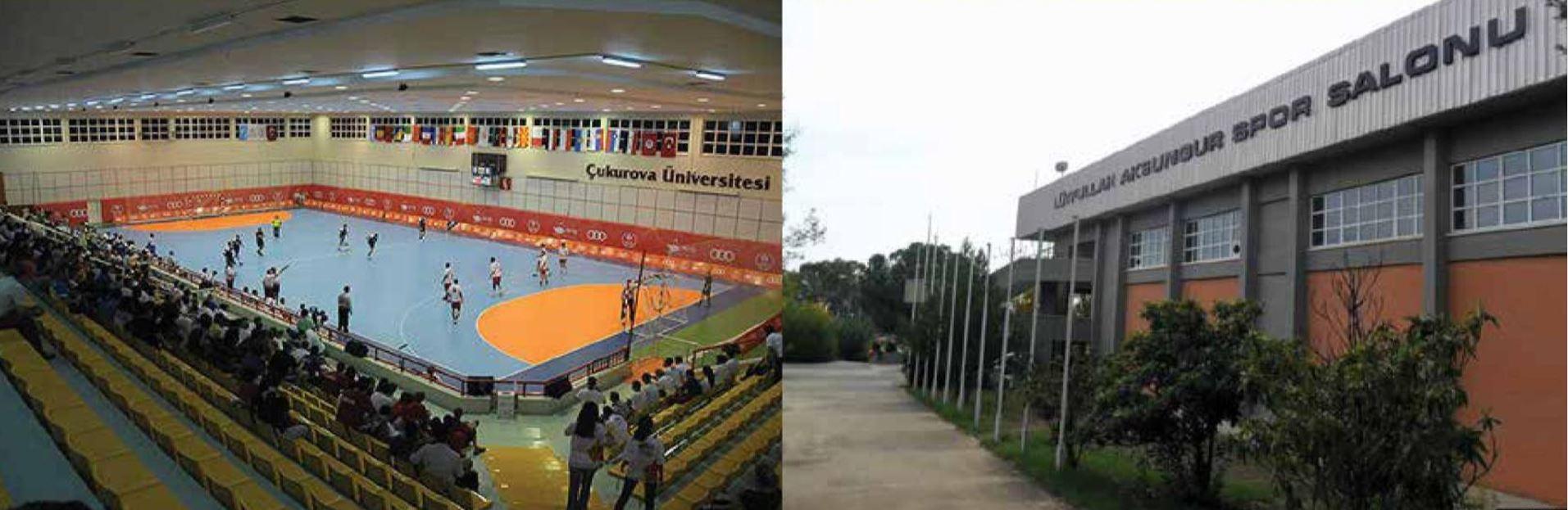 Lütfullah Aksungur Spor Kompleksi Modernizasyonu