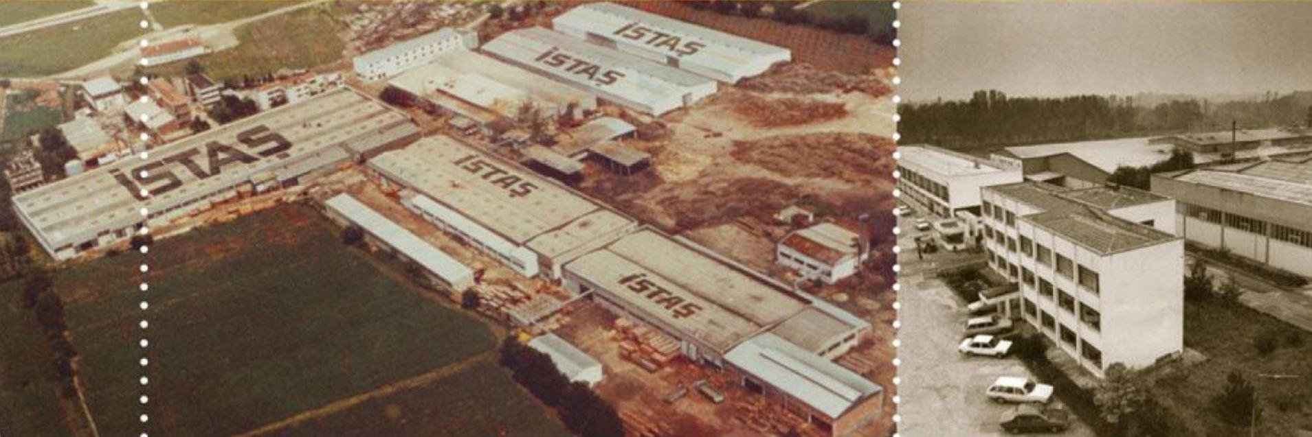Bursa İnegöl İstaş ve Kentaş Fabrikası İnşaatları